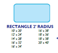 Rectangle shape